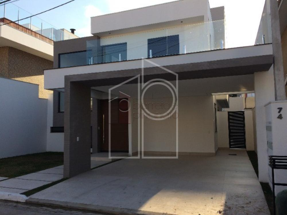 Jundiai Casa Venda R$1.890.000,00 Condominio R$290,00 4 Dormitorios 4 Suites Area do terreno 300.00m2 Area construida 251.00m2